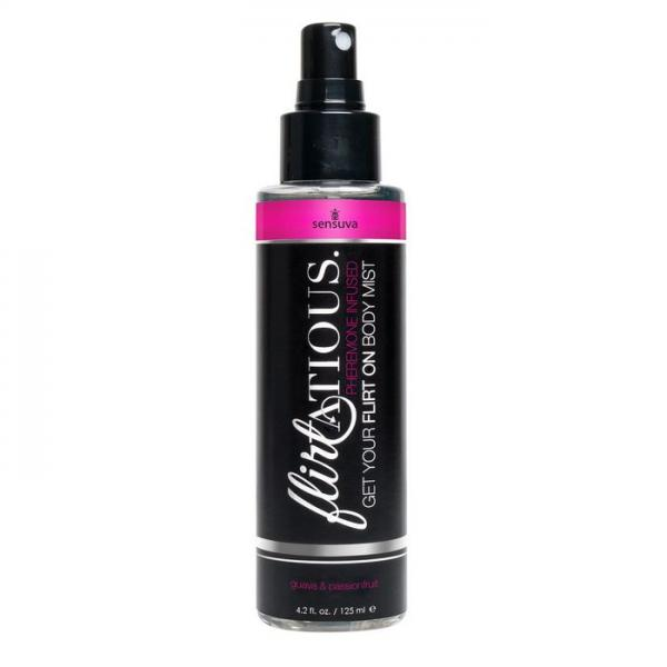 Flirtatious Body Mist Passion Fruit Guava 4.2oz