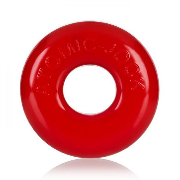 Oxballs Ringer 3 Pack Cock Rings Multi Colored