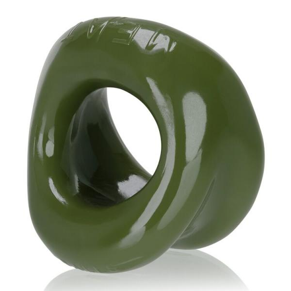 Oxballs Meat Bigger Bulge Cock Ring Army Green