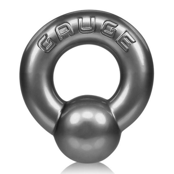 Gauge Cockring Oxballs Steel