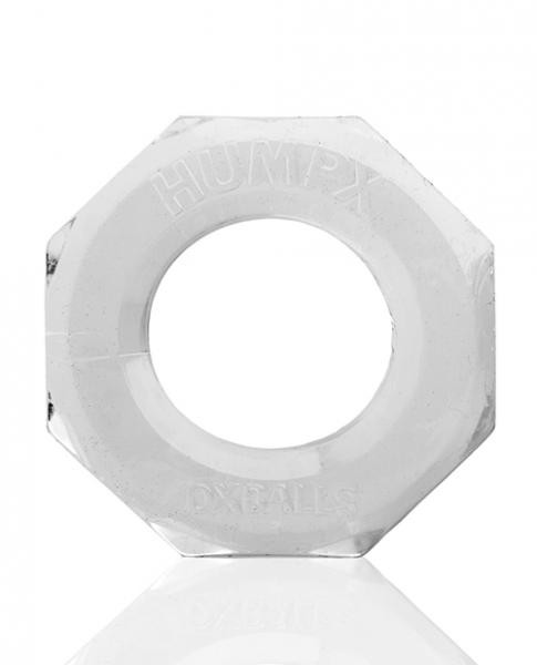 Oxballs Humpx Extra Large Cock Ring Clear