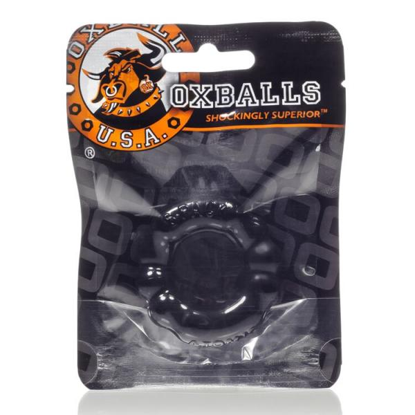The Six Pack Cockring Black