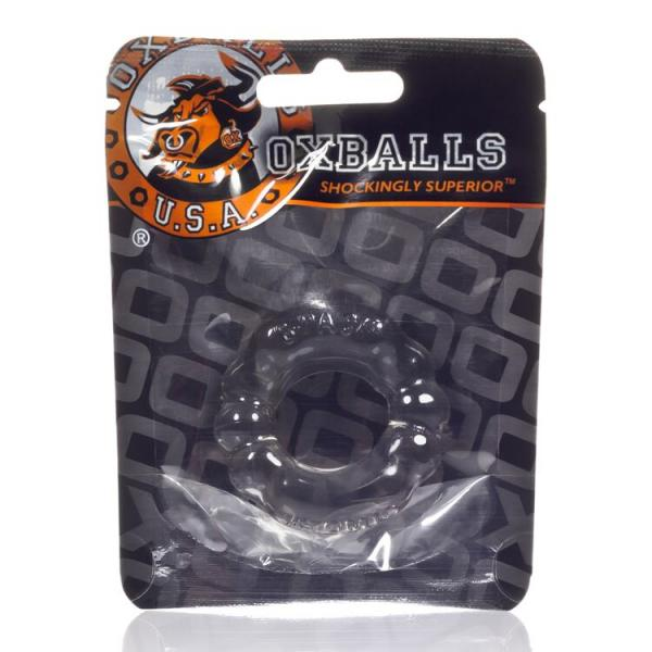 Oxballs The Six Pack Cockring Smoke