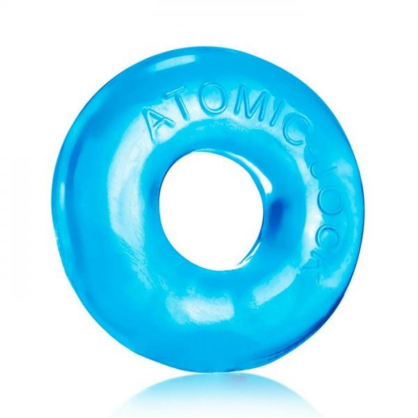 Do-Nut 2 Large Cock Ring Ice Blue
