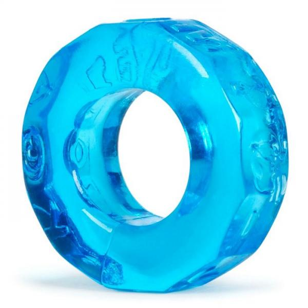 Sprocket Cock Ring Ice Blue