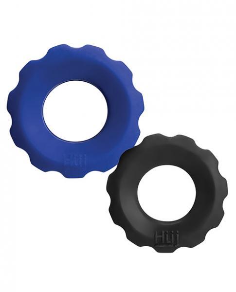 Hunkyjunk Cog 2-size C-ring Cobalt/tar (net)
