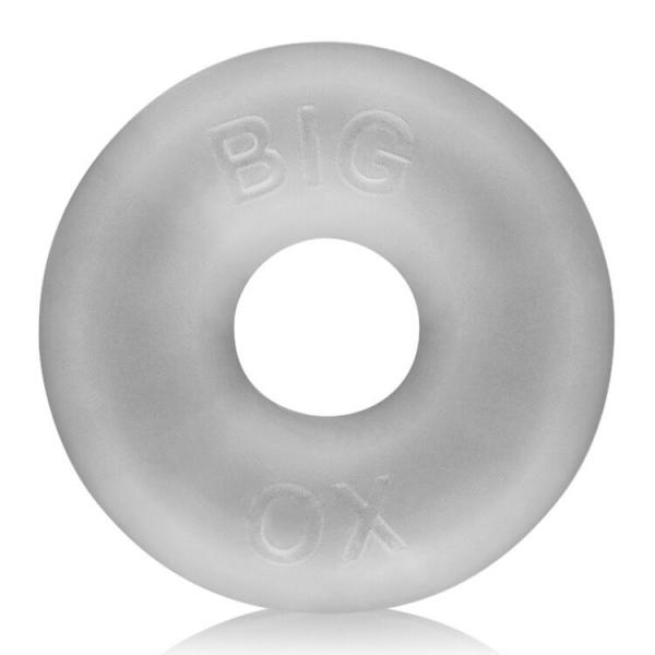 Big Ox Cockring Oxballs Silicone TPR Blend Cool Ice