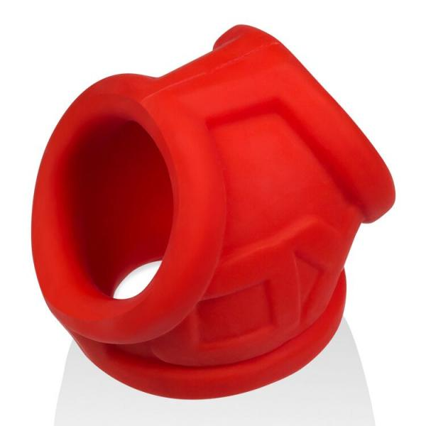Oxsling Cocksling Silicone TPR Blend Red Ice