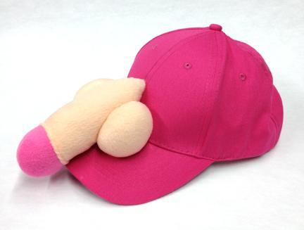 PECKER BALL CAP