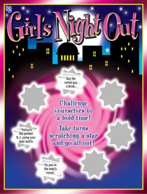 Scratcher Girls Night Out