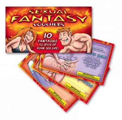 Sexual Fantasy Voucher