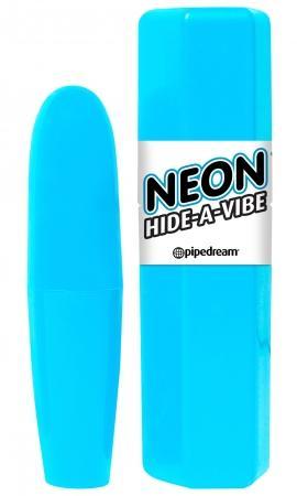 Neon Hide A Vibe Blue