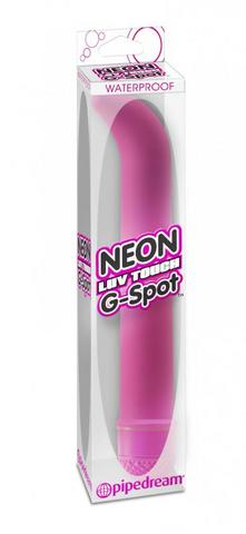Neon Luv Touch G Spot Pink