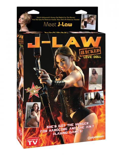 J Law Hacked Love Doll
