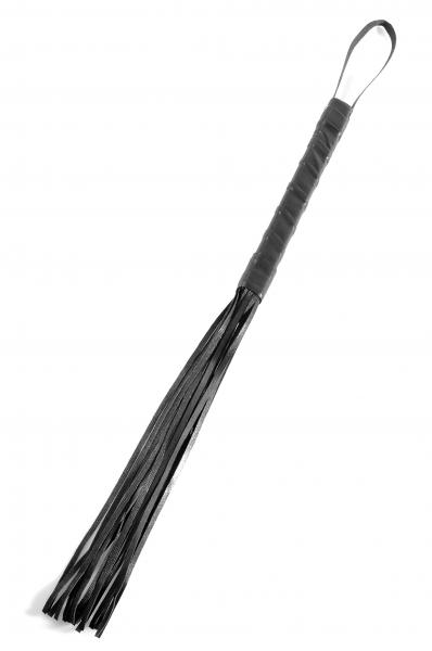 Fetish Fantasy First Time Flogger Black 20 Inches