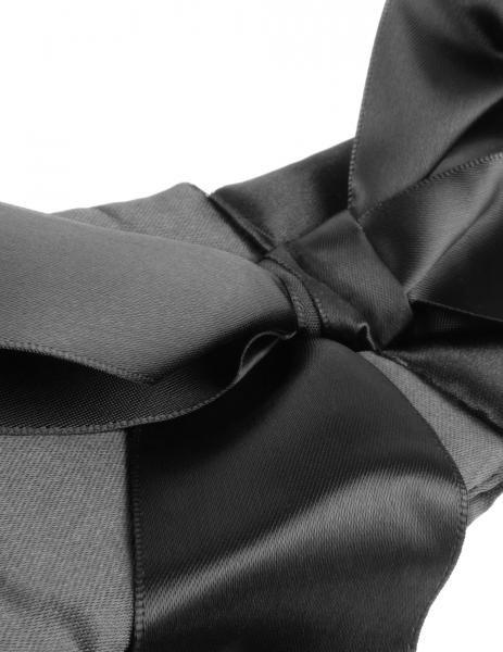 Fetish Fantasy Limited Edition Bowtie Cuffs Black