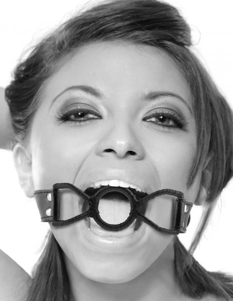 Limited Edition Spider Gag Black