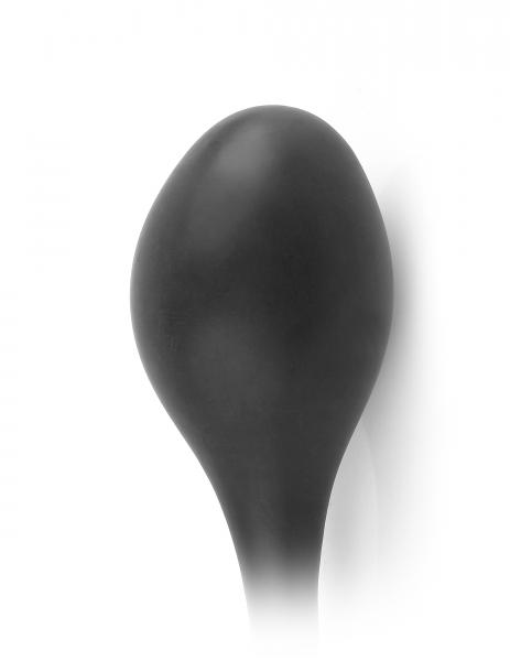 Anal Fantasy Inflatable Silicone Ass Expander Black