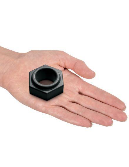Sir Richard's Control Super Nut C Ring Black