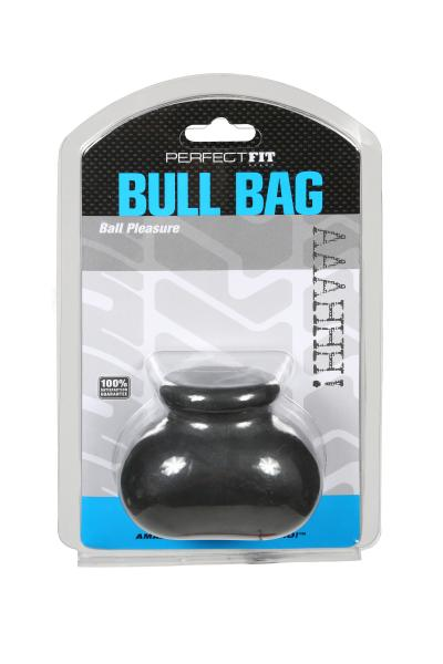 Bull Bag 0.75 inch Ball Stretcher Black