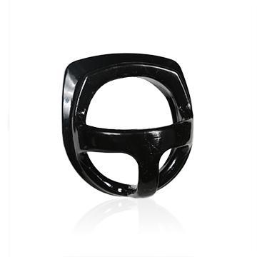 Ball Splitter Ring Black