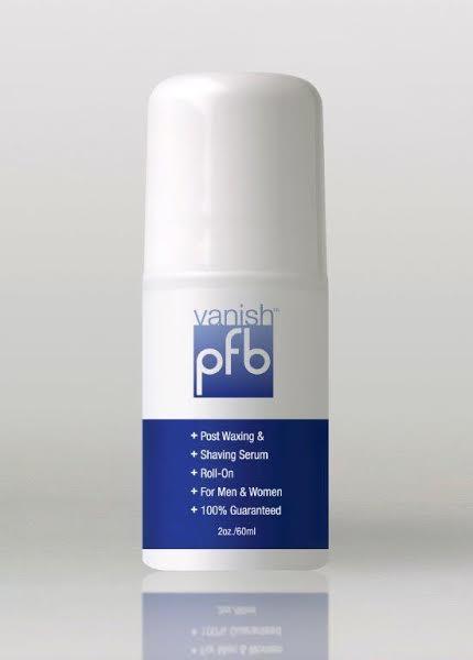 PFB Vanish Roll On Shaving Gel 2oz