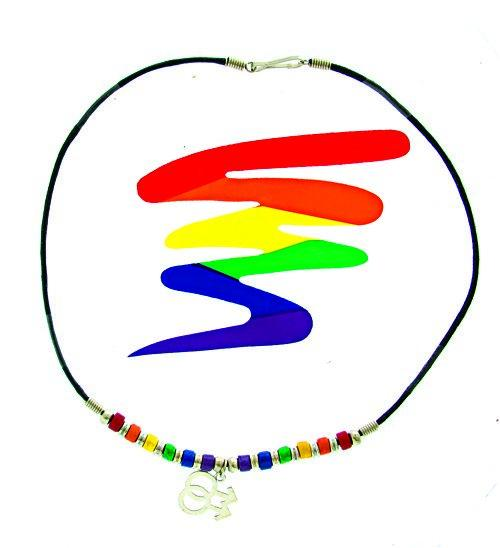 Gaysentials Necklace Sticker Combo Male