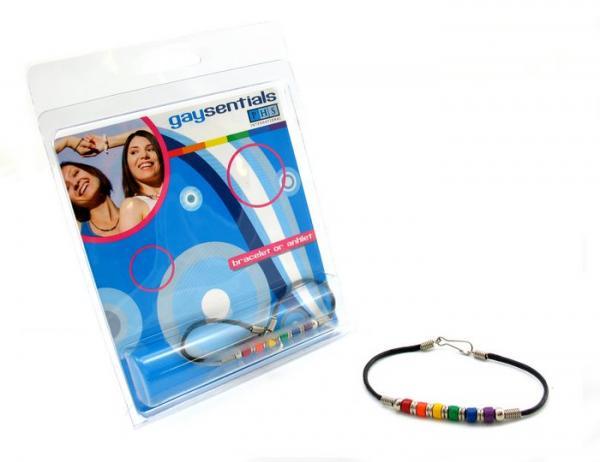 Gayentials Ceramic Bead Bracelet 8 inches