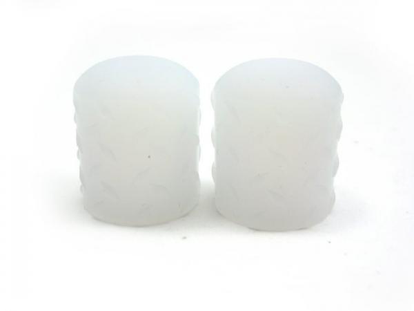 M2M Nipple Suckers Silicone Medium Clear