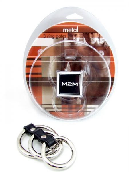 M2M Metal 3 Ring Gates
