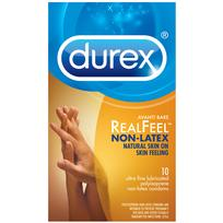 Durex Avanti Reel Feel Non Latex 10 Pack Condoms