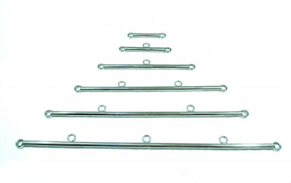 Stainless Steel Spreader Bar 6 Piece Set