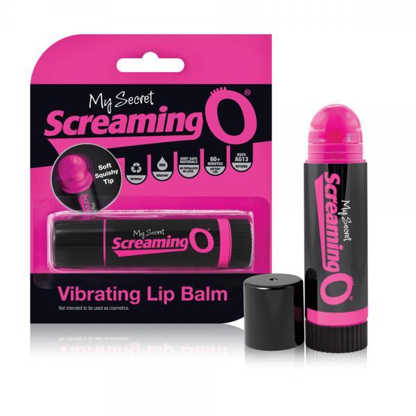 My Secret Vibrating Lip Balm