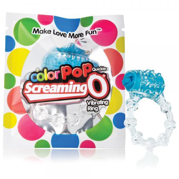 Color Pop Quickie Screaming O Blue
