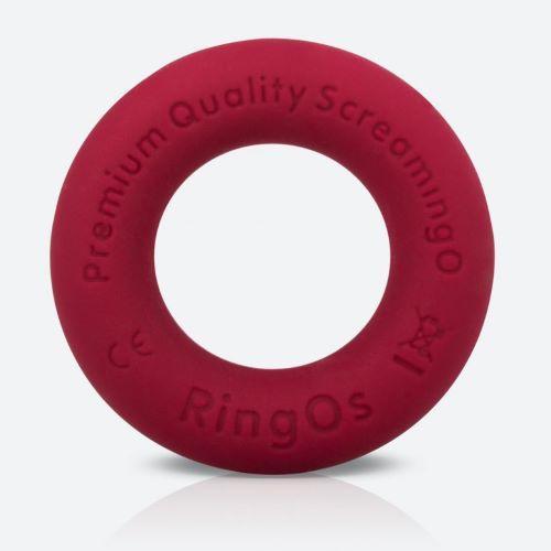 Screaming O Ringo Ritz Red Cock Ring