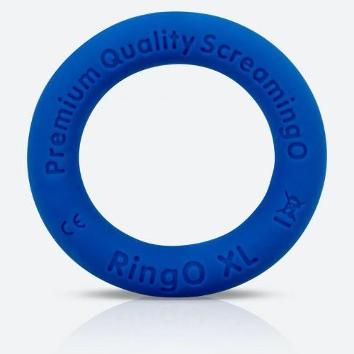 Screaming O Ringo Ritz XL Blue Cock Ring