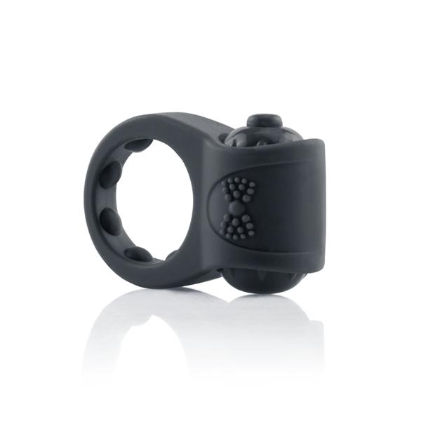 Primo Tux Vibrating Ring Black