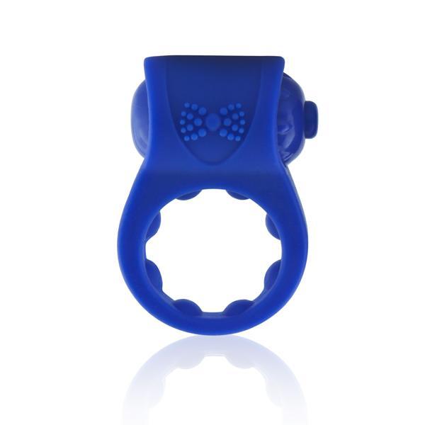 PrimO Tux Blue Vibrating Ring