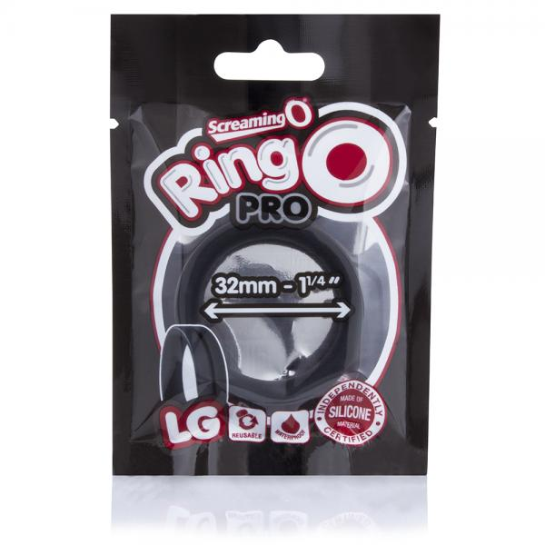 Screaming O Ringo Pro Large Black