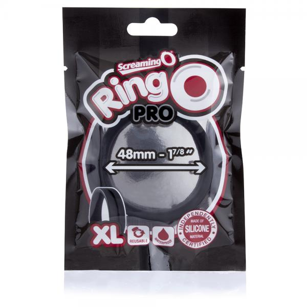 Screaming O Ringo Pro XL Black