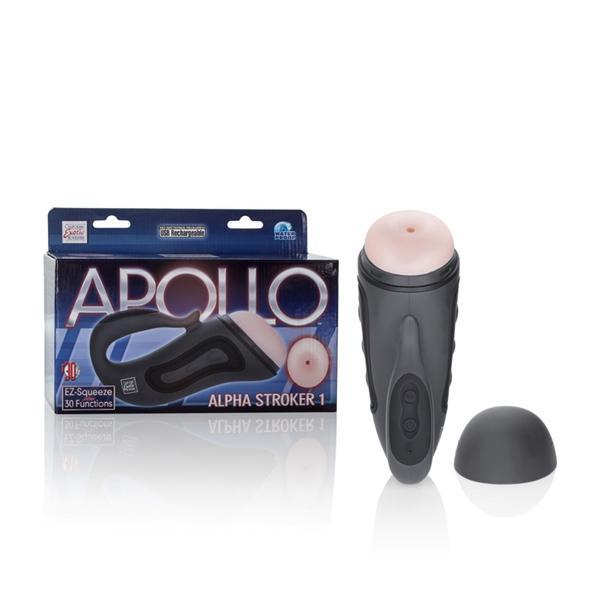 Apollo Alpha Stroker 1 Gray Gender Neutral