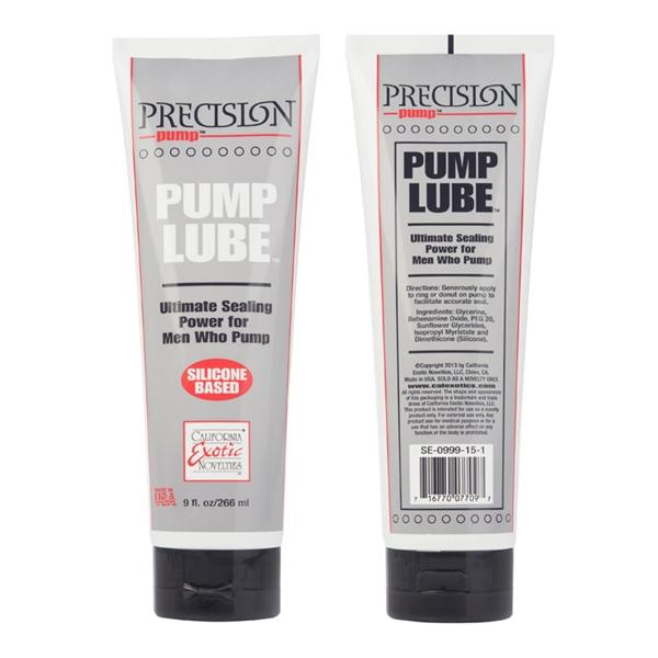 Precision Pump Lube Bulk 9oz