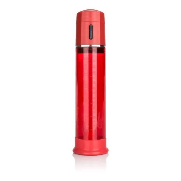 Advanced Fireman's Pump Red