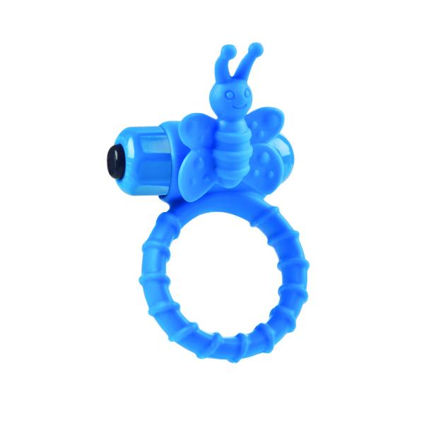 10 Function Flutter Enhancers - Blue Men's Toys SE136975