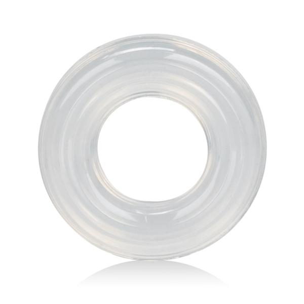 Premium Silicone Ring Large Clear
