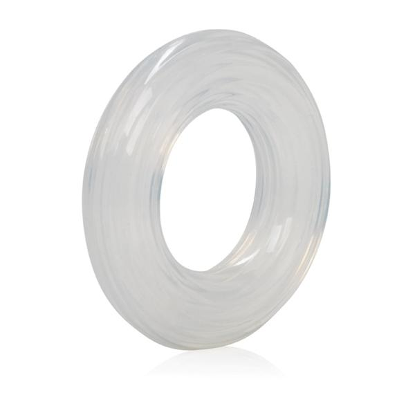 Premium Silicone Ring XL Clear