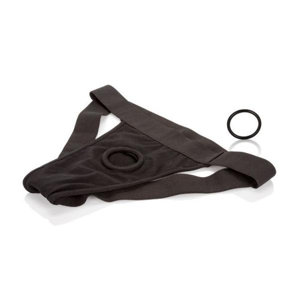Packer Gear Jock Strap Black L/XL