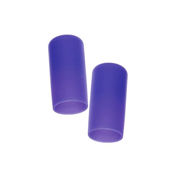 Nipple Suckers Silicone Purple Set