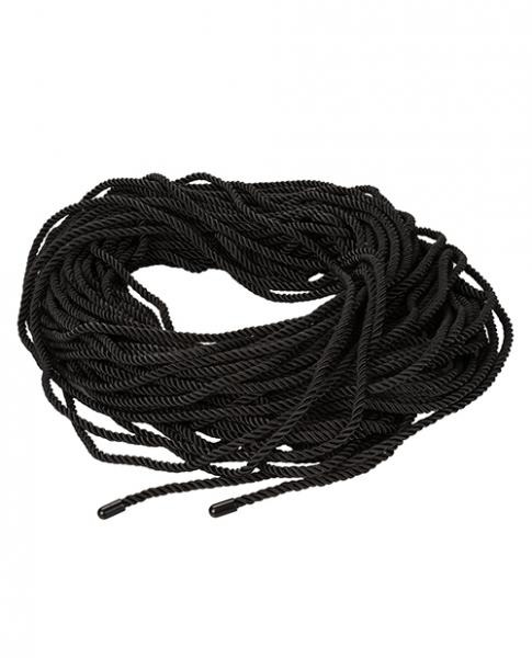 Scandal BDSM Rope 164 feet Black