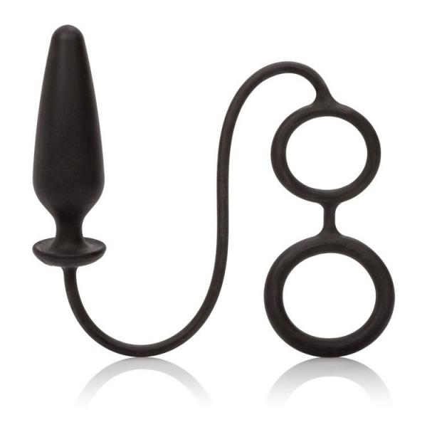 Dr Joel Kaplan Silicone Probe & Dual Ring Black